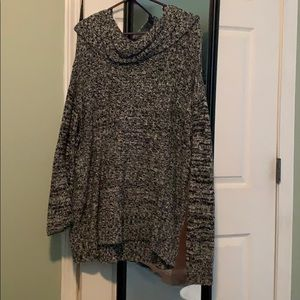 Lane Bryant Cowl Neck Sweater
